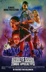 Scouts Guide to the Zombie Apocalypse / Бойскауты против зомби
