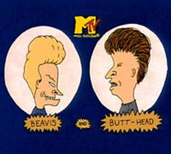 Beavis and Butt-head in Party